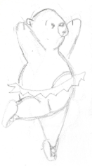 Ourson danse